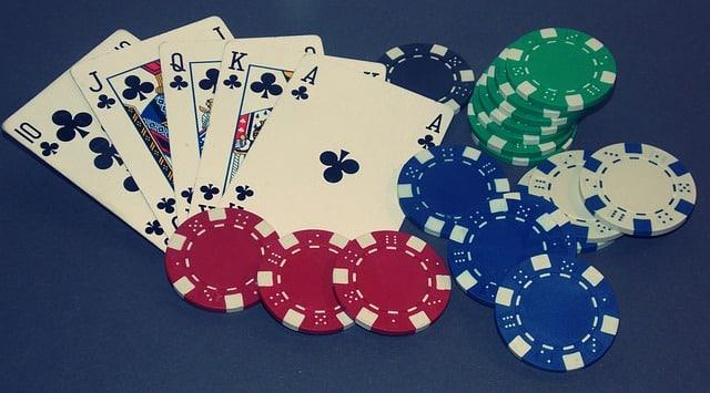 main gagnante au poker