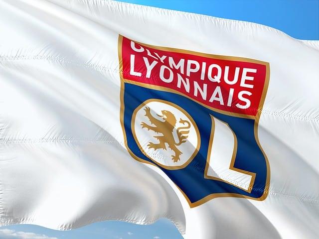 drapeau de l'OL