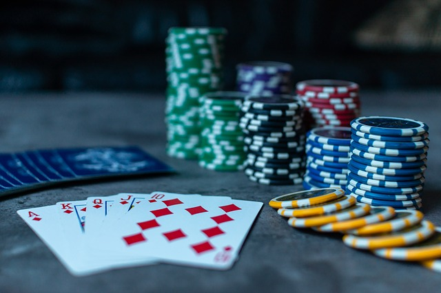 poker fermé