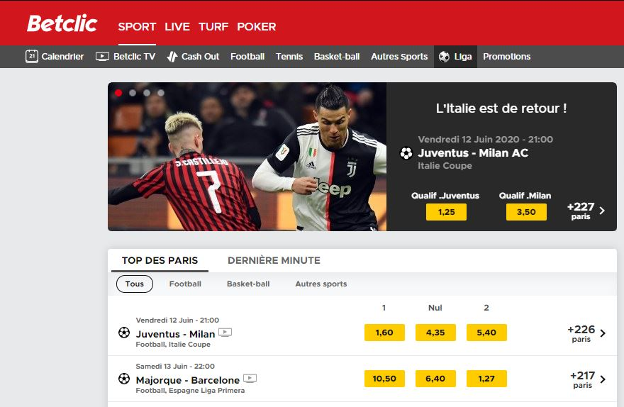 paris betclic