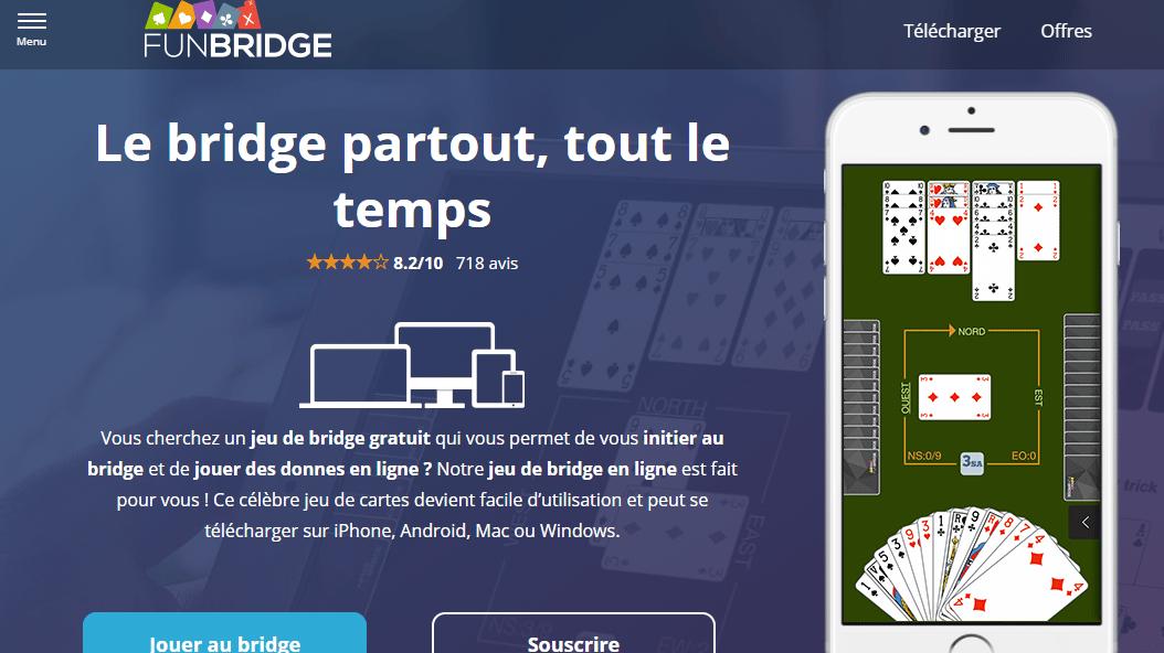 jeu de bridge en ligne