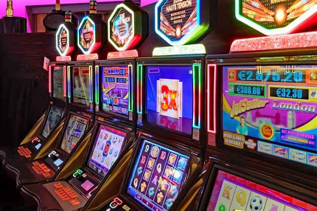 machine à sous avec jackpot