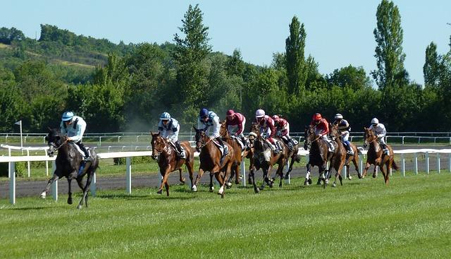 balapan kuda