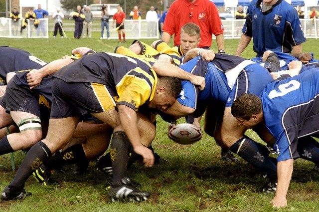 match de rugby amateur