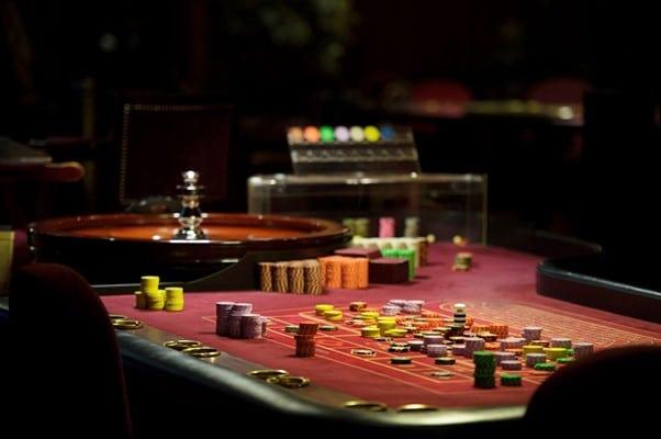 table de roulette